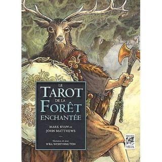 Le tarot de la forêt enchantée   Achat / Vente livre John Matthews