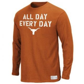 NCAA Mens Texas Longhorns Hitch And Go Long Sleeved