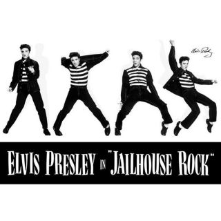 Elvis Presley, (Dimension  Maxi 91.5 x 61cm)… Voir la présentation