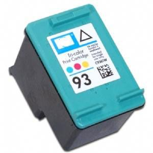 HP 93 Tri color Ink Cartridge (Remanufactured)