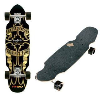 Madrid Mad Dog Mini Complete Longboard Skateboard Sports