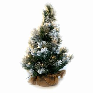 Good Tidings 2 foot Mini Tabletop Tree