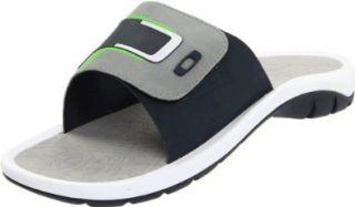 Oakley Mens Supercoil 4 Slide Sandal Shoes