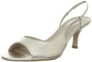 Ellen Tracy Womens Simone Slingback Sandal: Shoes