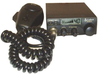 Cobra Compact 40 Channel CB Radio