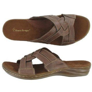 BARE TRAPS Womens Kalissa (Brush Brown 7.5 M) Shoes