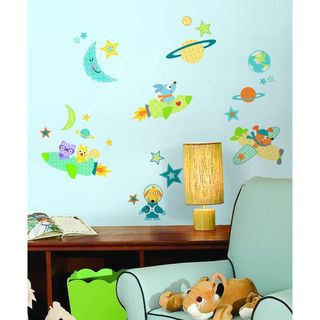 Rocket Dog Peel & Stick Wall Decal