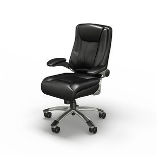 Mayline 600 Series Eco Leather Manager Executive Chair