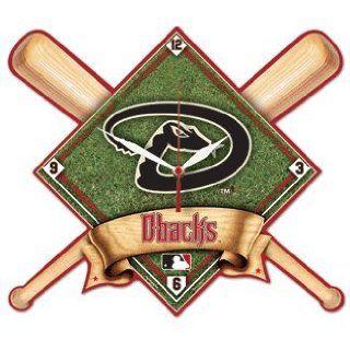 MLB Arizona Diamondbacks High Definition Clock Sports