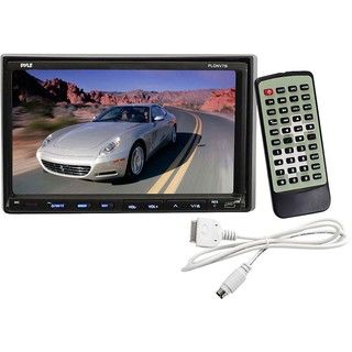 Pyle 7 inch Double Din In dash DVD Touch GSP System