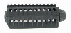 Polymer Forend with Picatinny Rail for Kel Tec PLR 16