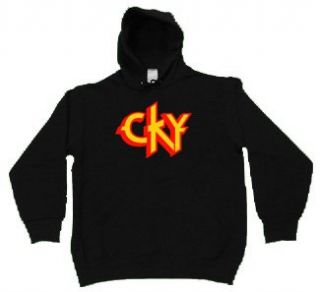 CKY classic logo hoodie Officially Licensed Cotton
