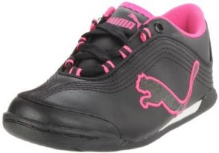(Little Kid/Big Kid),Black/Fluorescent Pink,3.5 M US Big Kid Shoes