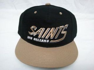NEW New Orleans Saints NFL Two Tone Vintage Snapback