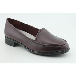 Liz Claiborne Womens Bastion Leather Casual Shoes (Size 7