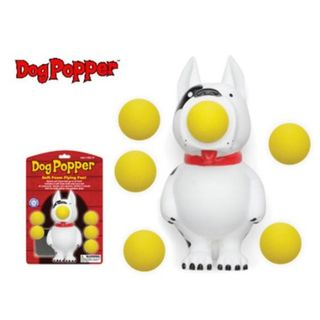Hog Wild Dog Popper Foam Ball Shooter