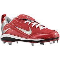 MVP Mens Baseball Cleats Size 16 Pro Red/White (334339 611) Shoes