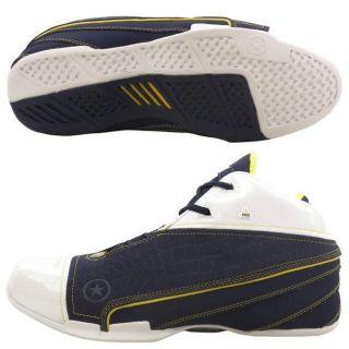 Converse Wade 1.3 Mens Navy Blue Basketball Shoes