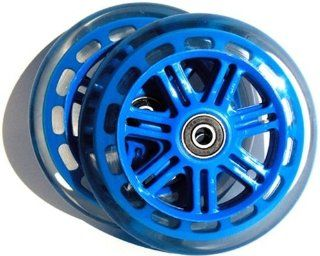 Razor A3 Scooter 125mm Wheels BLUE pair