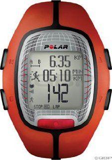 Polar RS300X Heart Rate Monitor Watch (Orange) Polar