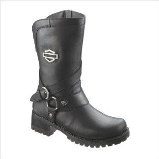 Harley Davidson Footwear D85514 Womens Amber Boots Shoes