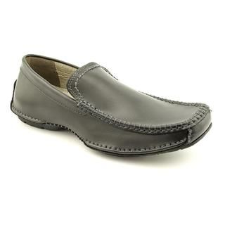 Steve Madden Mens Nobyll Leather Casual Shoes