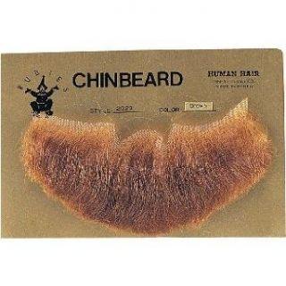 2023 (Blonde) Chin Beard Human Hair Clothing
