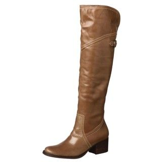 Matisse Womens Sagebrush Tan Leather Boots FINAL SALE