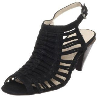 com Rosegold Womens Tabby Ankle Strap Sandal, Black, 6.5 M US Shoes