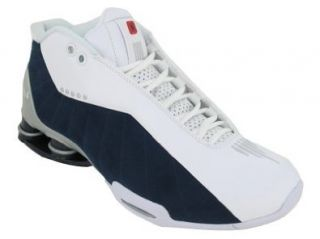 Nike Shox BB4 Mens Basketball Shoes 376918 100 Shoes