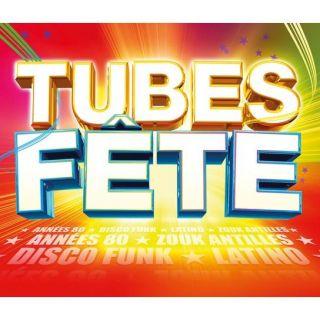 COMPILATION   Tubes Fête   Achat CD COMPILATION pas cher
