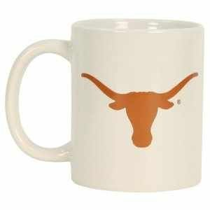 Texas Longhorns 12 Oz. Ceramic Coffee Mug Sports