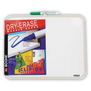 Boone 14 x 11 inch Dry Erase Marker Board