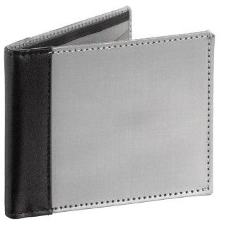 Stainless Steel Rubber Edge Bi fold Wallet by Stewart/Stand Shoes