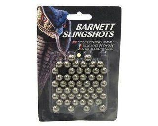 Barnett Slingshot Ammo   38 Caliber (Approximately 50