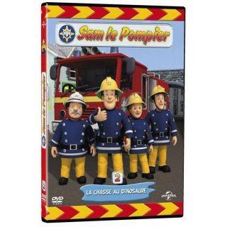 DVD DESSIN ANIME DVD Sam le pompier, vol. 2  la chasse au dinos