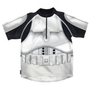 Star Wars   Storm Trooper Loose Fit Cycling Jersey   X