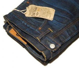 Polo Ralph Lauren RRL Mens Selvedge Denim Jean Pants Low