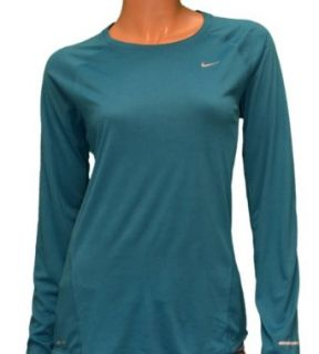 Nike Womens Dri Fit Media Management Long Sleeve Running