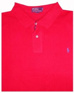 Mens Polo by Ralph Lauren Big and Tall Short Sleeve Polo