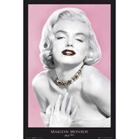 Affiche portrait de Marilyn Monroe (61 x 91.5cm)   Achat / Vente