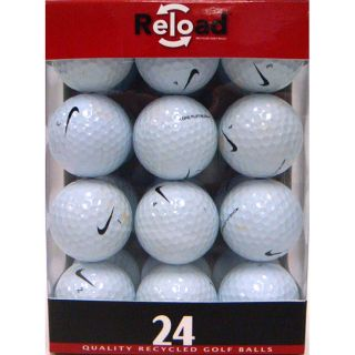 Nike One Platinum Recycled Golf Balls (Pack of 48)