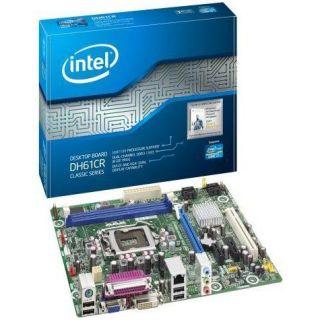 Desktop Board DH61CR Classic Series   Achat / Vente CARTE MERE Desktop