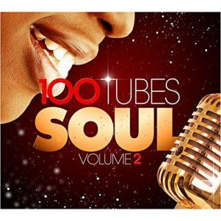 100 Tubes Soul Vol.2   Achat CD COMPILATION pas cher