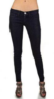 Flying Monkey Jeans Dark Denim Skinny Stretch Jeans