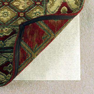Non slip Under carpet Rug Pad (110 x 76)