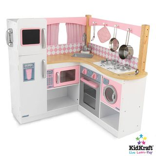KidKraft Grand Gourmet Kitchen