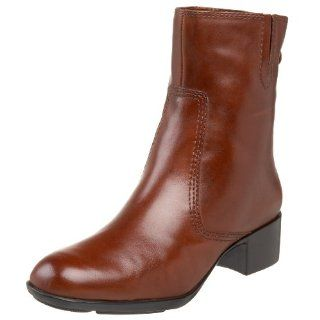 Etienne Aigner Womens Wyle Boot,Cognac,5 N US Shoes