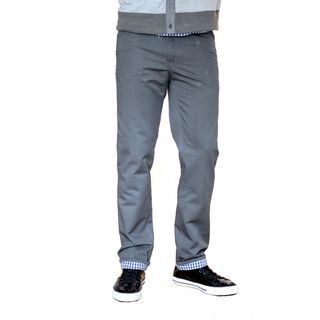 Something Strong Mens Straight Leg Five Pocket Pants