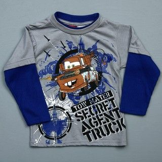 Disney Boys Cars T Shirt